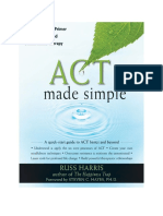 ACT Made Simple Español