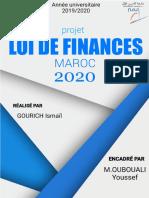 Loi de finances Maroc 2020