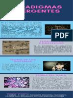 Infografía  Paradigma Emergentes