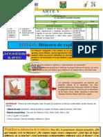 FICHA DE ARTE Y CULTURA 2DO SEC - SEMANA 15