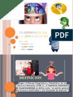 TRASTORNO DE LA PERSONALIDAD HISTRIÓNICA- EXPOSICIÓN-3