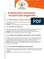Copywriting para community managers