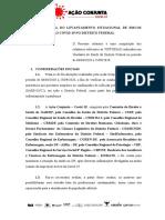 Relatório final dobre a inspeções no DF
