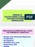 VARIABILIDAD CLIMATICA EN CULTIVOS