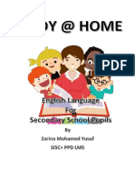 Study @ Home for Secondary School Pupils 2020