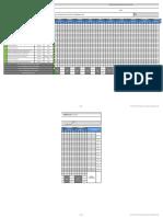FT-SST-023 Formato Cronograma de Capacitación y Entrenamiento Anual