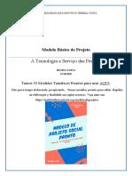 Modelo Básico de Projeto Gratuito 2020