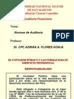 12 -  Normas de Auditoría