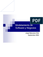 Modelamiento de Software y Negocios