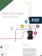 GSMA_Privacy_Principles