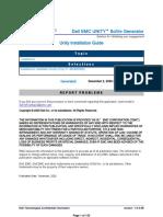 Dell EMC Unity_Installations-Unity Installation Guide