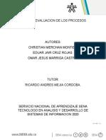EVIDENCIA 4 INFORME DE EVALUACION DE LOS PROCESOS.docx