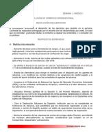 LEGISLACIÓN DE COMERCIO INTERNACIONAL