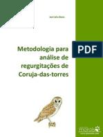 Metodologia para análise de regurgitações de Coruja-das-torres