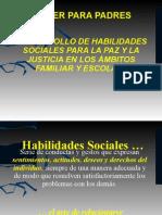 HABILIDADES SOCIALES PARA PADRES