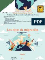 11° Tipos de migración
