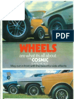 Cosmic Wheels 1972