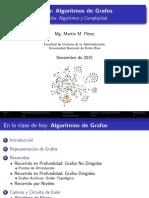 Algoritmos de Grafos