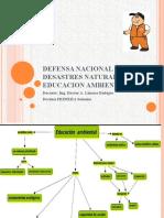 Sistema Defensa Nacional Defensa civil