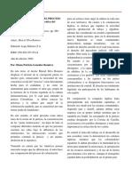 TEORIA GENERAL DEL PROCESO (I)
