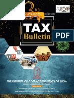 CMA Tax Bulletin 73