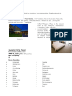 Hotels nearby PICC.docx