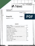Communications Technology Satellite Press Kit
