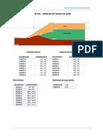 Práctica - Estabilidad de Taludes en Slide