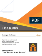 Emkay LEAD PMS -  JULY 2019