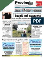 La Provincia Pavese 18 Agosto 2010