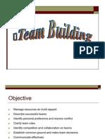 Team Building - Games