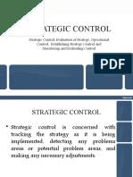 Business Policy & Strategic Analysis