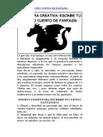 ESCRIBE TU PROPIO CUENTO DE FANTASÍA.docx