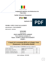 L'impact de la RFID (DFI)2020 CORRIGER