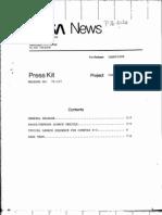 COMSTAR D-2 Press Kit