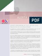 14.07.17 - ANGOLA - Alerta Laboral - Decreto Presidencial 152