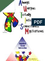 jenis-jenis autisme