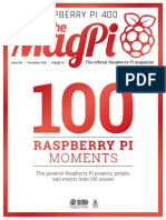 MagPi100 MagPi RaspberryPi 100th Issue