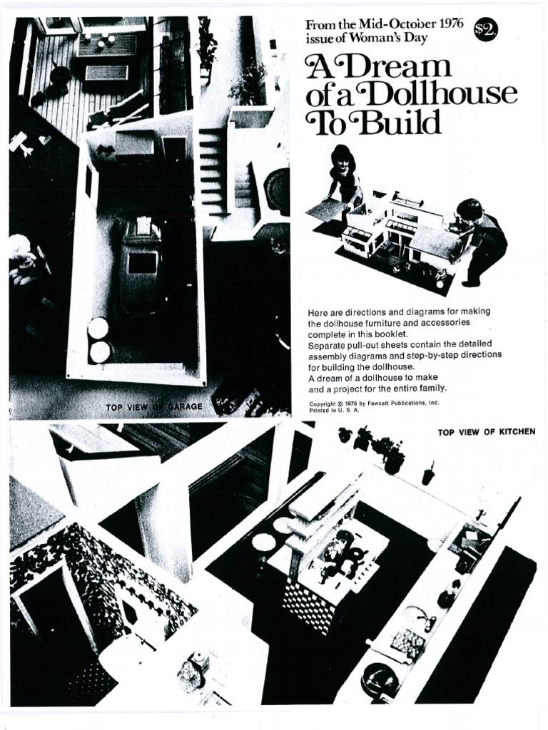 Womans Day Dollhouse Furnishings Wiring Diagram