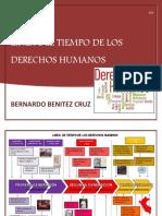 Bernardo Benitez -Linea Del Tiempo de Los Derechos Humanos
