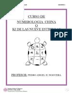 KI DE LAS 9 ESTRELLAS - 1º Clase