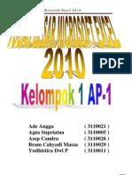 langkah dan fungsi pada microsoft Excel 2010