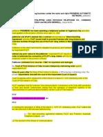 ERDULFO C BOISER vs CA and PLDT