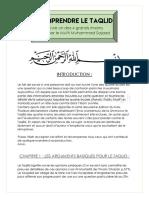comprendre-le-taqlid-mufti-muhammad-al-sajaad