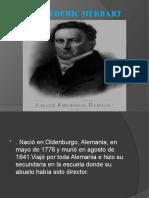 JEAN-FRÉDERIC HERBART