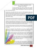 artikel 2 otot Berapa Lama Waktu Diperlukan untuk Bentuk Otot Perut