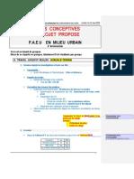 4° intervention Correction  et Conduite des travaux spécifiques aux PAEU