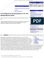 IL-6 Is Required for the Development of Th1 Cell-Mediated Murine Colitis