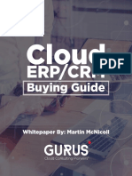 Cloud ERP CRM Buying Guide