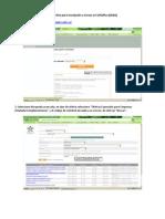 Instructivo para inscripción a Cursos en SofiaPlus